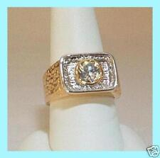 """ELVIS TCB JEWELRY THE """"STAR & COMET"""" TOUR RING"""