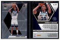 JARRETT CULVER ROOKIE 2019-20 Panini Mosaic RC #201 Base - Timberwolves
