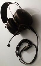 3M Peltor MT7H79A-77 Heavy Duty Headset for GP340/360 radio ex hire stock