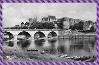 carte postale Angers, le pont de la basse chaine