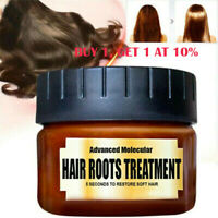 Magical Keratin Hair Treatment Mask 5 Seconds Repairs Damage Hair Root Hair 60ml