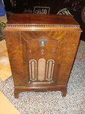 1931 Philco Low Boy Superheterodyne Model 112 Console Radio