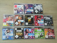 Playstation 3 Singstar Spiele Auswahl Apres-Ski Party, Abba, Motown PS3 PS 3