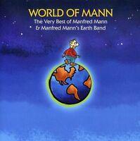 Manfred Mann - World of Mann: Very Best of Manfred Mann [New CD] UK - Import