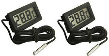 Digital electronic Thermometer body,room,car,aquarium thermometer External (NEW)