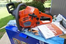 "543 xp PRO husqvarna chain saw "" new in box"" 16"" bar (new low price )"