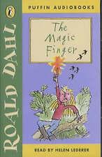 "ROALD DAHL ""The Magic Finger"" (Read By Helen Lederer) Unabridged cassette-1998"