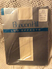 Vintage Beacon Hill sand nude pantyhose size b