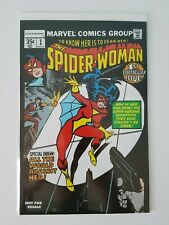 SPIDER-WOMAN # 1 Reprint Marvel Legends - NOT FOR RESALE VARIANT Toy Biz