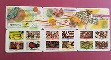 🦋Carnet de timbre france neuf..lettre prioritaire, les papillons , 2020