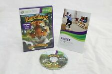 Kinectimals Xbox 360 Asian English Version CIB North American Seller