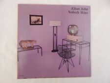 "ELTON JOHN  ""Nobody Wins"" PICTURE SLEEVE! BRAND NEW! ONLY NEW COPY ON eBAY!!"