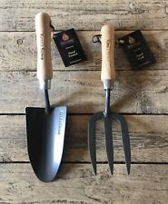 More details for quality, kent & stowe garden hand tools x 2