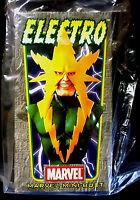 Electro Spider-Man Bust Statue New Bowen Designs Marvel Comics 2004 Amricons
