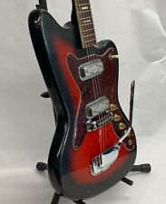 Vintage Silvertone 1478 Harmony H-19 with 2 DeArmond Pickups
