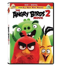 Sony Pictures The Angry Birds Movie 2 (DVD + Digital Copy)