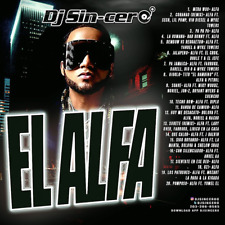 DJ SINCERO Presents El Alfa The Mixtape 2020 Dembow Reggaeton Latin Mix CD