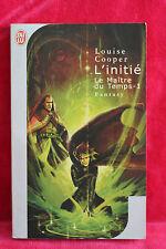 Le Maître du temps, tome 1 : L'Initié - Louise Cooper