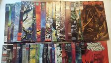 80 SWAMP THING LOT SET NEAR COMPLETE # 50 - 141