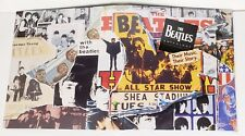 The Beatles Anthology Their Music Story 3 Ring Binder Memorabilia School E11