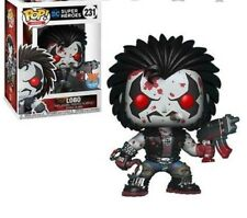 Funko Pop! DC Comics - Lobo Bloody PX Exclusive Limited Edition!!