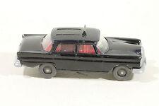 379 Typ 1B Wiking Taxi MERCEDES 220 Heckflosse 1970 - 1971 / in schwarz