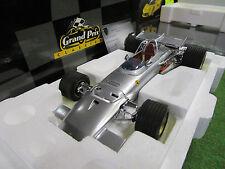 F1 FERRARI 312 B de 1970 Aluminio en el 1/18 EXOTO 97068 OC fórmula 1 miniatura