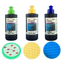 Kit de Lustrage 3M Small Perfect-It  - 50417-50487/ 80349-50488 / 50383-50388