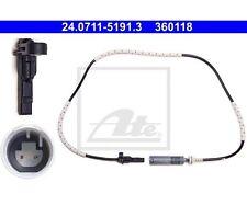 ATE 24.0711-5191.3 Sensor, Raddrehzahl   für BMW 3er Cabriolet 3er Coupe 3er