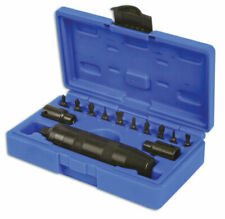 Laser Tools 3456 Impact Driver 3/8 Drive Tool Kit 13pc Chrome Molybdenum.