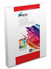 """WrapSure Thermal (Hot) Laminating Pouches, Letter Size 10 Mil 9x11.5"""" 50 Pouches"""