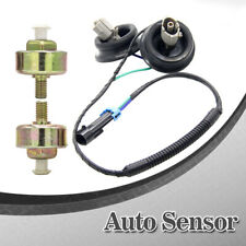 2 Knock Sensor with Harness Pair Kit for Chevy Silverado 1500 GMC Sierra Hummer