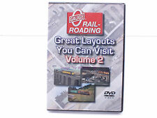New Sealed DVD - Great Layouts You Can Visit Volume 2 - OGR Publishing