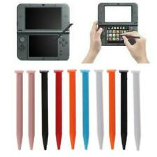 10pcs Plastic Stylus Pen Game Console Screen Touch Pen for Nintendo 2DS XL/LL
