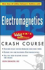 Electromagnetics by Joseph A. Edminister (2002, Paperback)