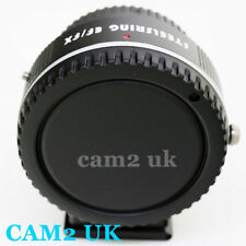 Steelsring EF-FX Auto Focus AF Adapter for Canon EOS lens to Fujifilm X mount