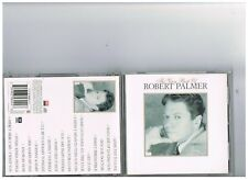 ROBERT PALMER CD SET. THE BEST OF..GREATEST HITS .