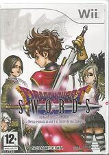 Dragon Quest Épées wII - Neuf sans descellement PAL Espagne