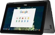 Dell Chromebook 5190 11.6 inch (32GB, Intel  N3350, 8GB ) 2- in 1 touch screen