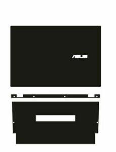 "Carbon fiber Sticker Skin Cover for ASUS ZenBook Duo 14 UX481 UX481FL UX482 14"""