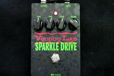 Voodoo Lab Sparkle Drive Overdrive Pedal for Guitar