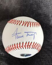 Willie Mays signed Autographed Baseball Certified
