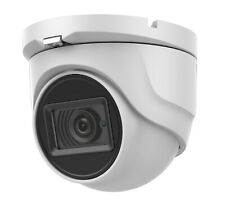 8MP 4K UHD OEM HIKVISION TURBO HD 4-in-1 Analog Outdoor 2.8mm lens Dome Camera