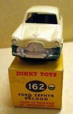 Dinky Toys, 162 Ford Zephyr Mk 1 Saloon,   original