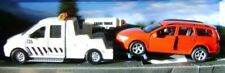 Camions miniatures rouges 1:32