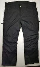 Bogner Fire+Ice Thinsulate Waterproof Ski Snow Pants SZ 36 XL 54 Black Mens