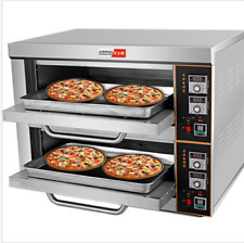 220v6kw Commercial Electric Baking Oven Professional Pizza Cake Bread Oven Y