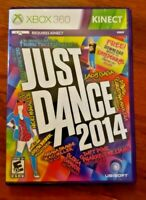 JUST DANCE 2014 – MICROSOFT XBOX 360 – VIDEO GAME BY UBISOFT