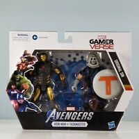 "Marvel Avengers: Gamerverse - Iron Man vs Taskmaster 6"" Action Figure 2-Pack Set"