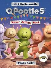 Q Pootle 5: Pootle Party Sticker Activity Book by Nick Butterworth...